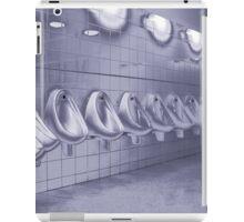 Toilet humour iPad Case/Skin