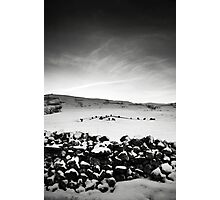 Dales Winter Photographic Print