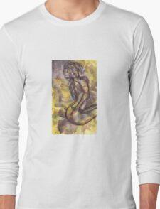 Snake (Figure) Long Sleeve T-Shirt