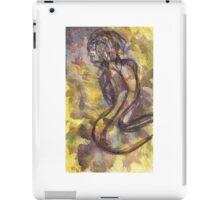 Snake (Figure) iPad Case/Skin