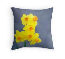 spring flower... Throw Pillow