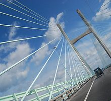seven bridge wales and england border by cool3water