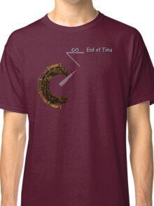 Chrono Trigger - Time Travel Dial Classic T-Shirt