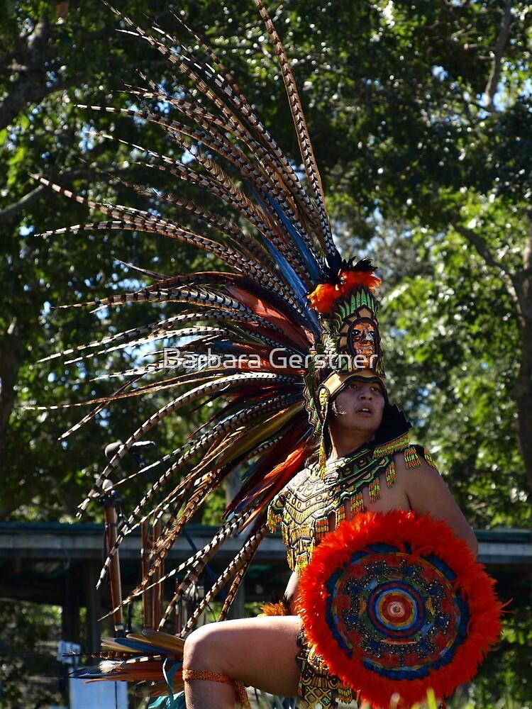 Pride of the Aztecs by Barbara Gerstner