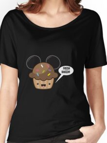 Fresh Baked Muffin Women's Relaxed Fit T-Shirt