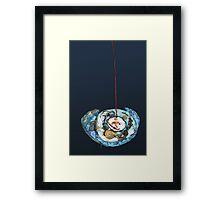 Scuba Diving Framed Print