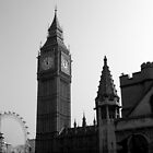Big Ben by ACBPhotos