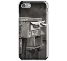 """"""" You Have Mail ...21 """"  iPhone Case/Skin"""