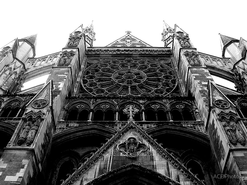 Westminster Abbey by ACBPhotos