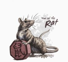 Year of the Rat Kids Clothes