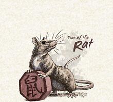 Year of the Rat Hoodie