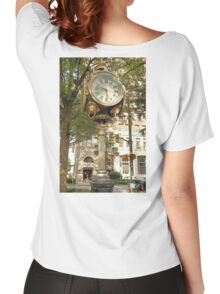 Dinner Time in South Carolina  Women's Relaxed Fit T-Shirt