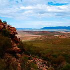 Australian Outback, Desert and Mountains by jwwallace
