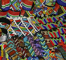 Scenes from an african market by jozi1