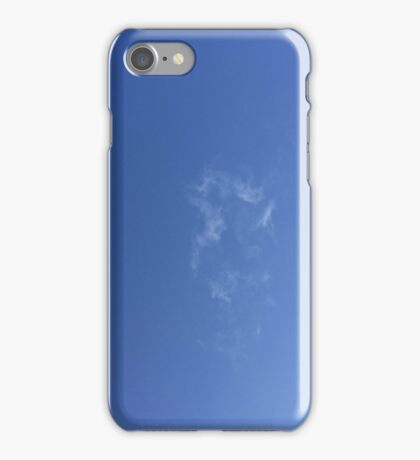 Blue Sky Above iPhone Case/Skin