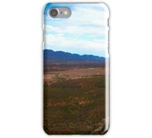 Australian Outback Storm Brewing iPhone Case/Skin