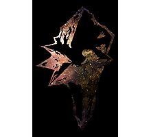 Final Fantasy IX logo universe Photographic Print