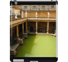 Roman Baths iPad Case/Skin