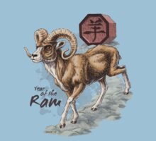 Year of the Ram by Stephanie Smith