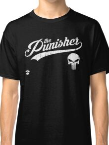 Team Punisher - Cloud Nine Edition (White) Classic T-Shirt