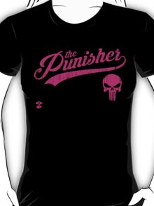 Team Punisher - Cloud Nine Edition (Pink) T-Shirt