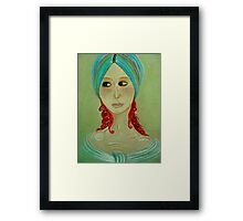 You Were Going To Keep Her Safe Framed Print