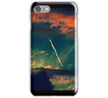 rocket launch iPhone Case/Skin