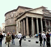 The Pantheon by jules572