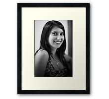 Maria Framed Print