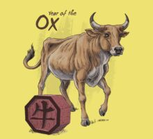 Year of the Ox by Stephanie Smith