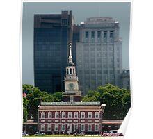 Independance Hall, Philadelphia PA Poster