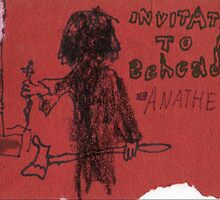 Anathema: Invitation To A Beheading ~ 1971 by Stacey Lazarus