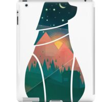 World Cat - cutout iPad Case/Skin