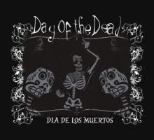 Day of the Dead : Dia De Los Muertos by Sacredcynwear