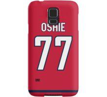 Washington Capitals T. J. Oshie Jersey Back Phone Case Samsung Galaxy Case/Skin