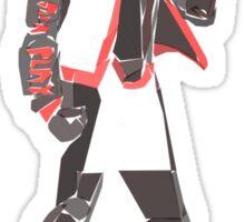 Mr terrific  Sticker