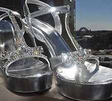 Shoes and the city by Bailey Designs