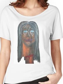 Death to a beauty clown Women's Relaxed Fit T-Shirt