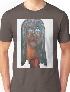 Death to a beauty clown Unisex T-Shirt