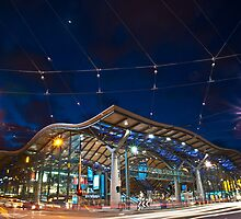Waves at the Station (Southern Cross) by Puggs