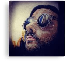 Léon the Professional  Canvas Print