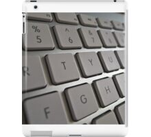 Computer keyboard iPad Case/Skin