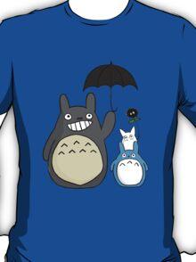 Totoro family T-Shirt
