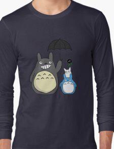 Totoro family Long Sleeve T-Shirt