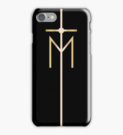 rebel heart - processional pole iPhone Case/Skin