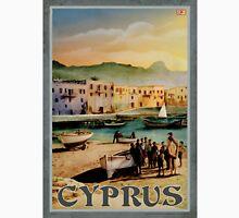 Travel Poster 12 - Kyrenia, Cyprus Unisex T-Shirt