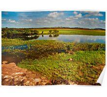 Kakadu  - Billabong and Floodplains Poster