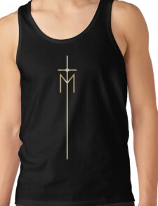 rebel heart - processional pole Tank Top
