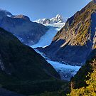 Fox Glacier by Peter Hammer