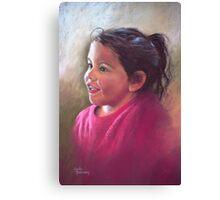 'Amelia' Canvas Print
